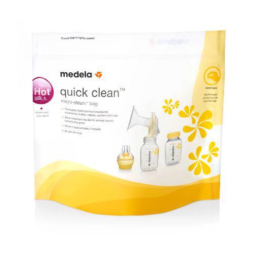 Medela Quick-Clean Mikrowellenbeutel 5 Stk.