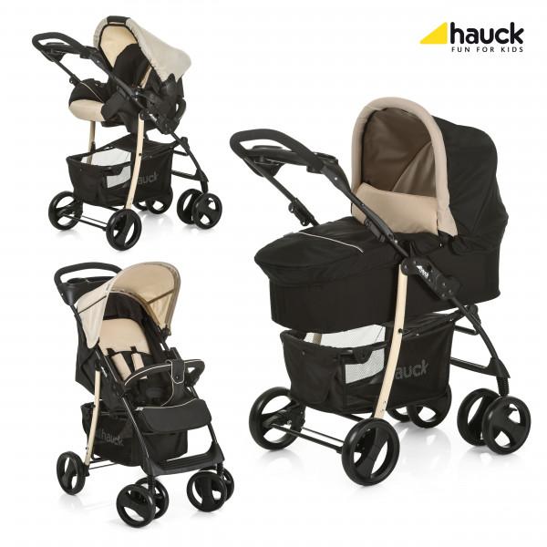 Hauck Shopper SLX Trioset