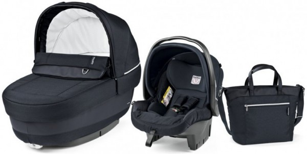 Peg Perego Set Modular Luxe Bluenight, B-Ware