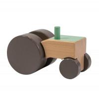 Sebra houten speelgoedvoertuigen