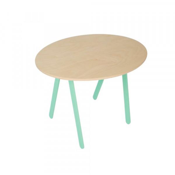 In2wood kindertafel om te spelen, knutselen & schilderen