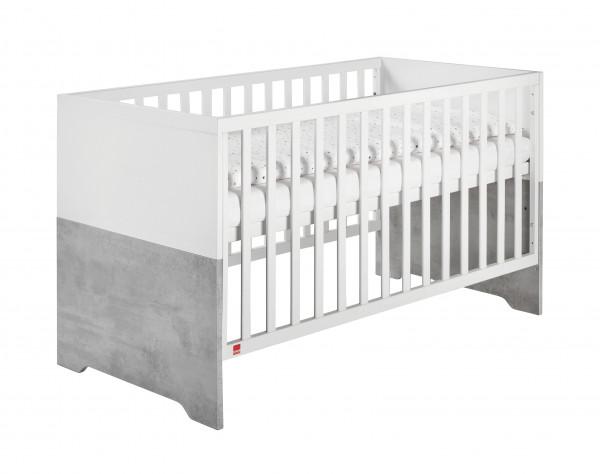 Schardt Coco Grey Kinderbett 70x140 cm