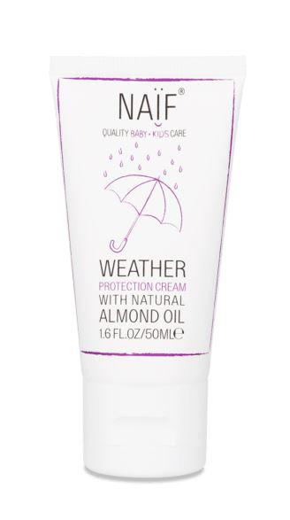 Naïf weather protection cream 50ml