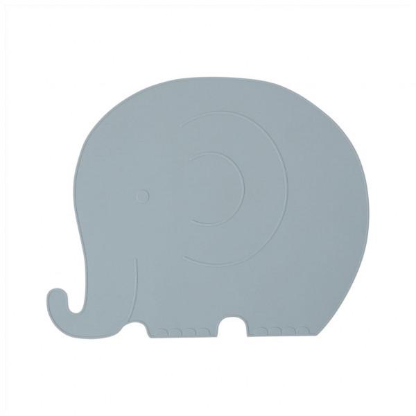 OYOY silicone placemats olifant
