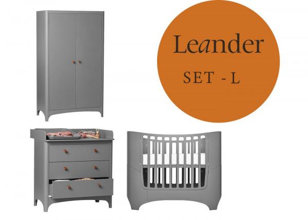 Leander Classic Kinderzimmer L-Set