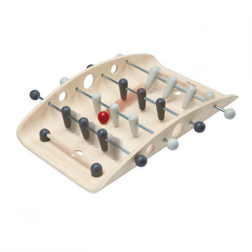 PlanToys houten voetbaltafel