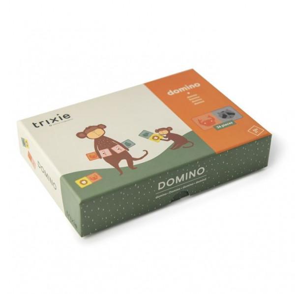 Trixie domino