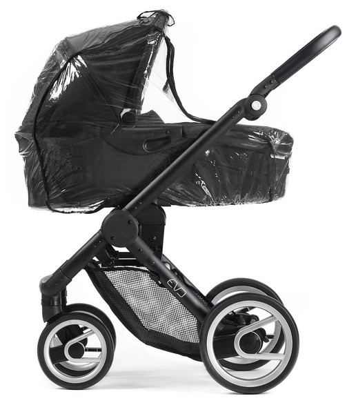 Mutsy EVO Raincover for Carrycot