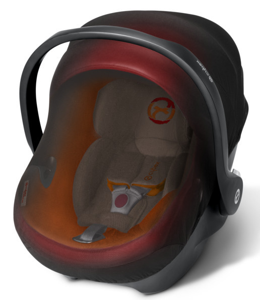 Cybex insektennet voor Aton / Cloud baby-autozitje