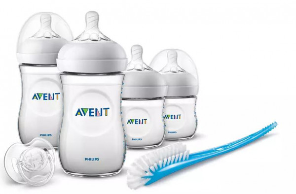Philips Avent Natural-starterset voor pasgeborenen