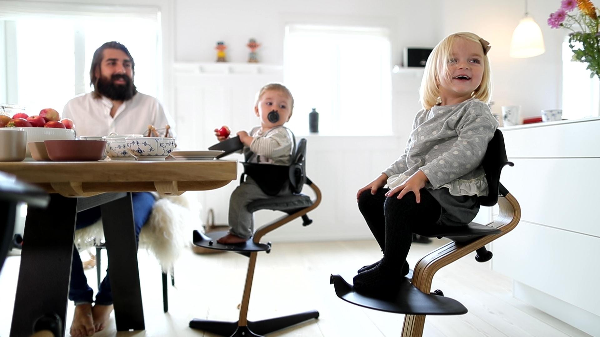 Nomi Kinderstoel