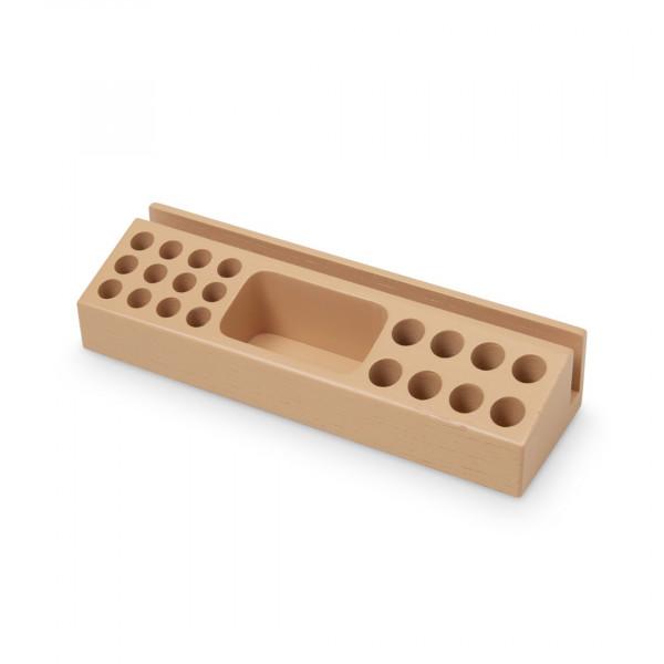 Nofred houten potloodhouder