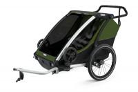 Thule Chariot Cab 2 fietskar 2021