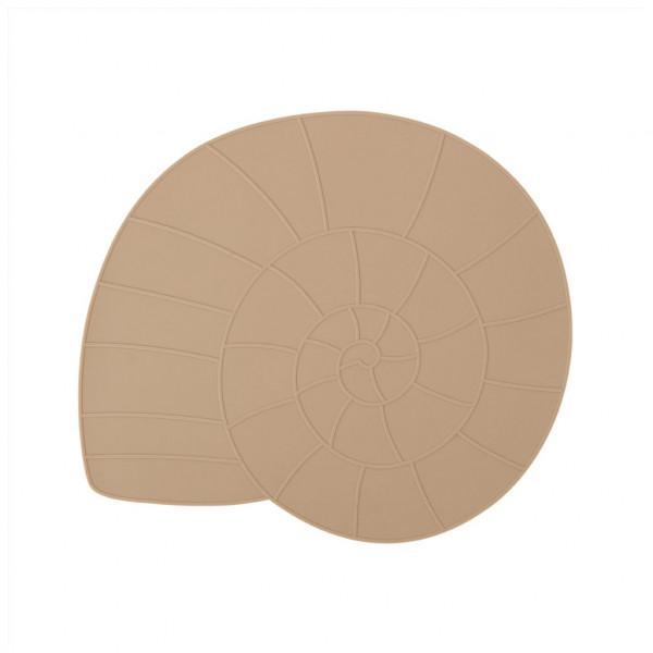 OYOY silicone placemats nautilus
