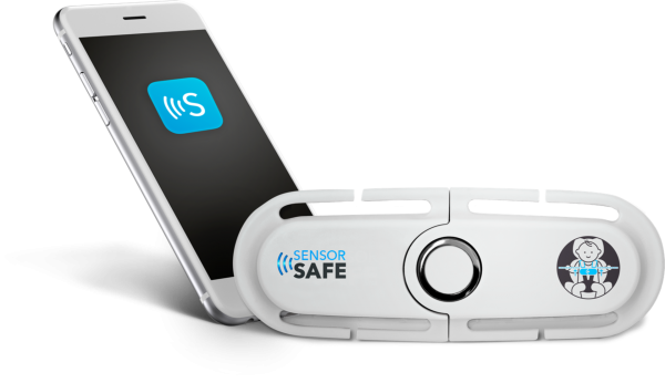 Cybex Sensorsafe Clip 4-in-1 veiligheid voor peuter