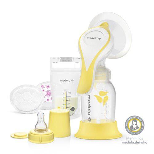 Medela Harmony 2021 Handborstpomp Essentials Pack