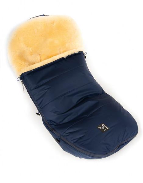 Kaiser premium lamsvel voetenzak voor Bugaboo en Joolz