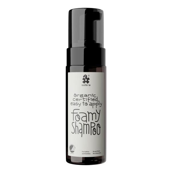 Sebra Foamy baby shampoo