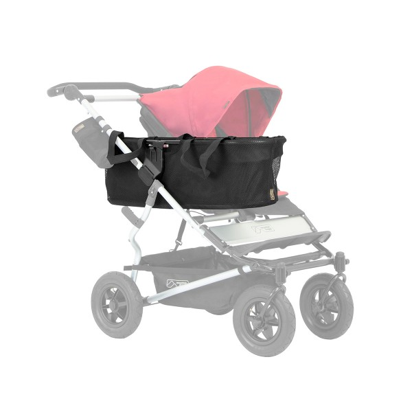Mountain Buggy Joey complete with tote bags and frame for duet