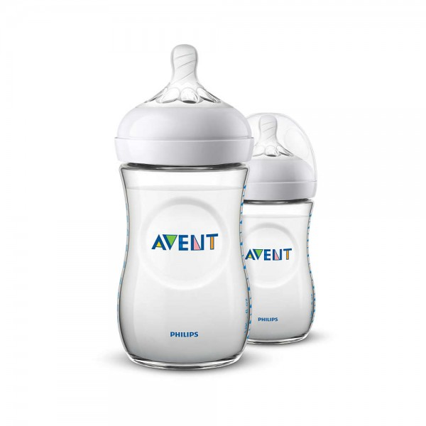 Philips Avent Natural Flasche 260 ml 2er Pack