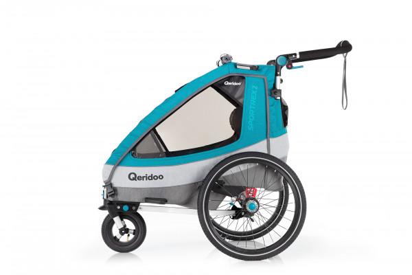 Qeridoo Sportrex 2 fietskar