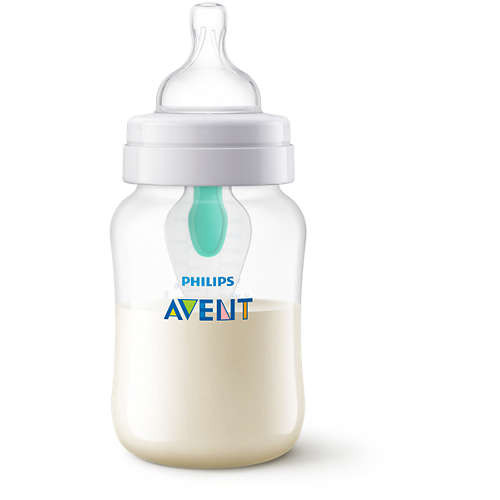 Philips Avent anti-colic SCF813/14 - Babyfles (260 ml) met AirFree ventiel