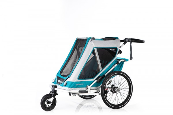 Qeridoo Speedkid 1 fietskar