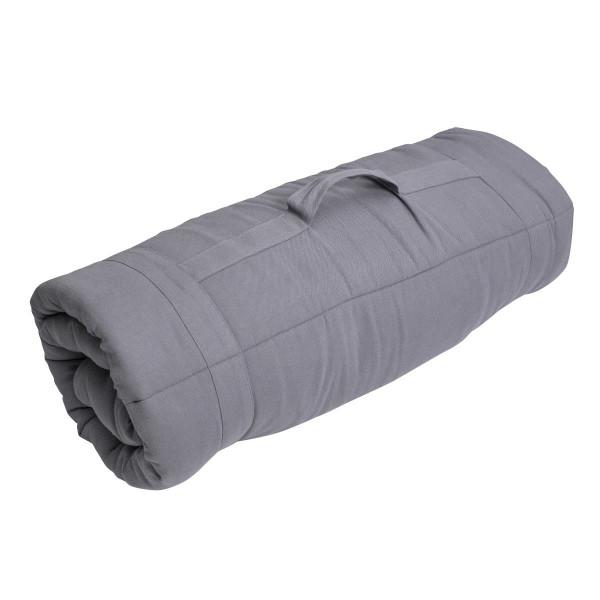 Sebra Spielmatte indoor/ outdoor abgesteppt, storm grey