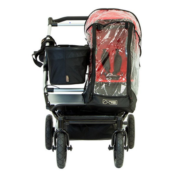 Mountain Buggy Duet Single Regenschutz (fits 2014+)
