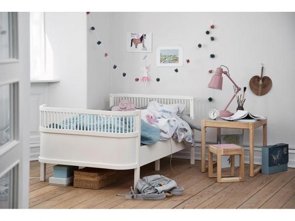 Sebra Bed Junior & Grow 90x165x204 cm
