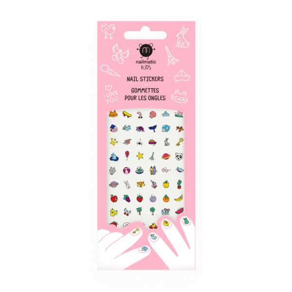 Nailmatic nagelstickers