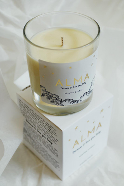 ALMA Scented Candle 210 ml