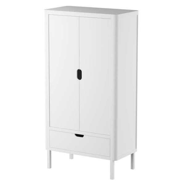 Sebra kledingkast Classic White, 2 deuren