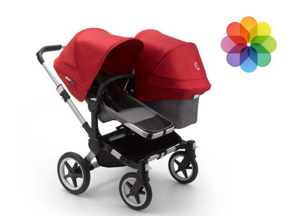 Bugaboo Donkey3 Duo kinderwagen Styled by you