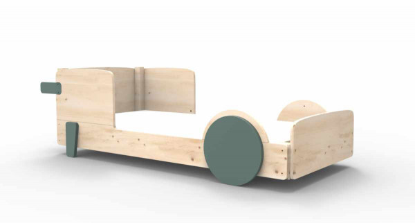 Mathy by Bols Discovery 1 Montessori Bed 90x190cm