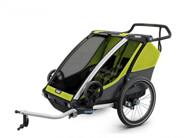 Thule Chariot Cab 2 fietskar