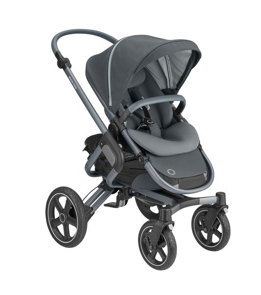 Maxi Cosi Nova 4 Kinderwagen 2020 Essential Graphite