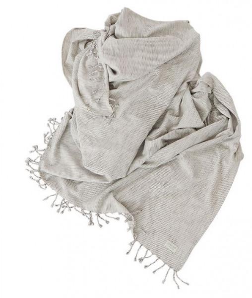 OYOY Stripe Bed Cover 270x270 cm