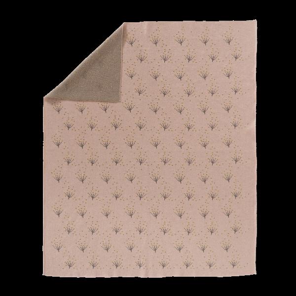Fresk gebreide deken 80x100 cm