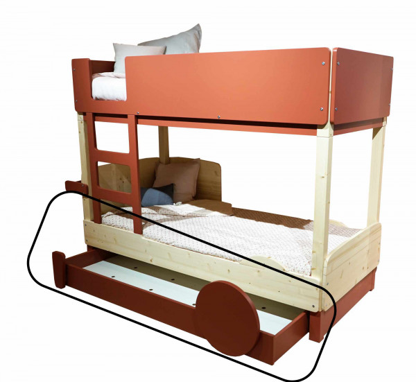 Mathy by Bols Discovery Bedlade - Uitschuifbed