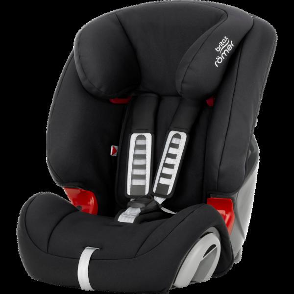 Britax Römer EVOLVA 1-2-3 autostoel 2020 Cosmos Black