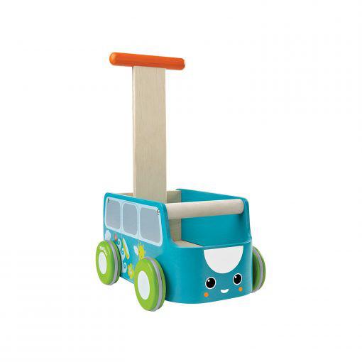 PlanToys Van loopwagen