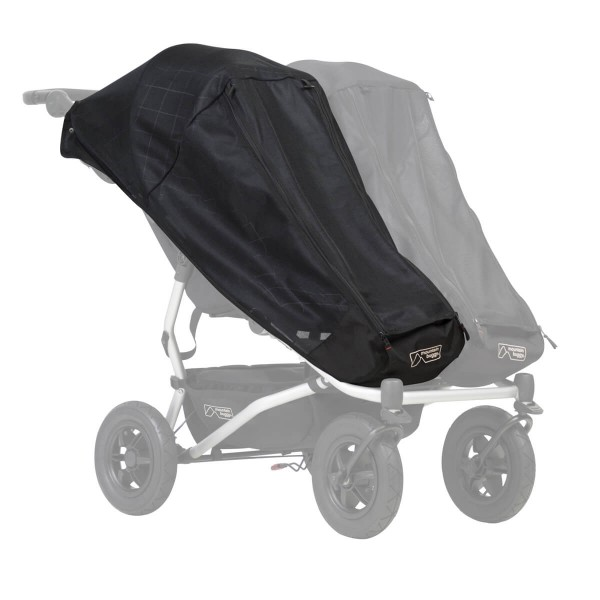 Mountain Buggy Duet Single Sun Cover V3 (fits 2017+)