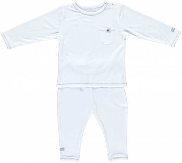Puckabababy pyjama Tencel