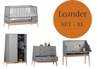 Leander Luna Kinderkamer XL-Set