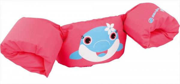 Sevylor Puddle Jumper Deluxe Pink-Delfin