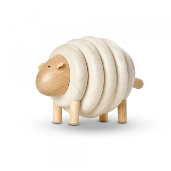 PlanToys houten speelgoed schaap