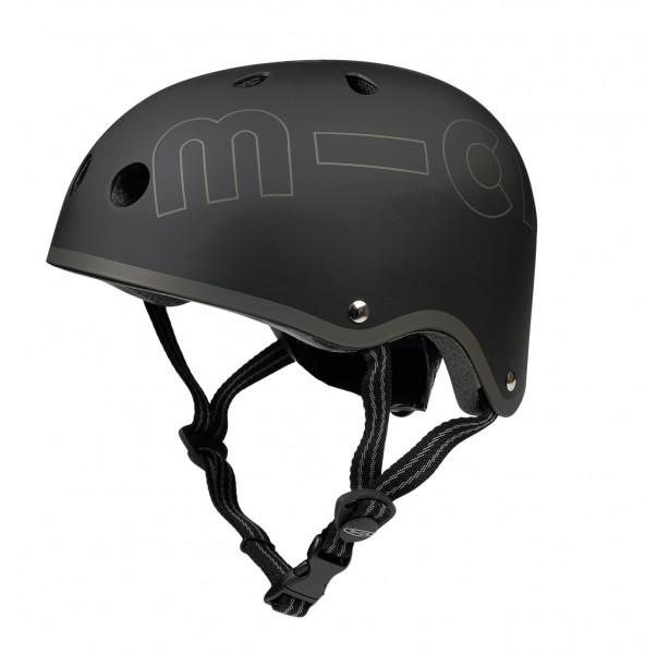 Micro Helm Zwart Maat S - Tweede kans
