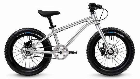Early Rider Seeker kinderfiets met X 16 inch wielen