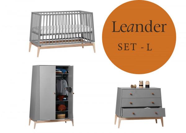 Leander Luna Kinderkamer L-Set